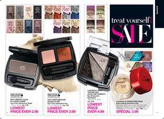eBrochure | AVON Treat yourself sale! Campaign 5 Selling Avon at www.youravon.com/kmeyer7620