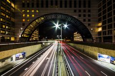 Den Haag Haagse Poort thehague photography nightshot