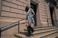 Karida pays serious homage to its western roots with a play on croc-stamped leather and glazed calfskin for a lux mix of textures. Sigerson Morrison, Western Boots, Crocs, Westerns, Fall Winter, Winter Jackets, Play, Leather, Fashion