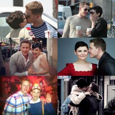 Ginnifer Goodwin & Josh Dallas. i cannot explain to you how much i adore Ginnie