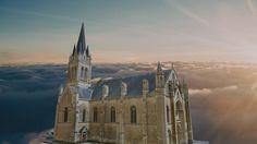Eglise de Saint Hilaire by Camsky