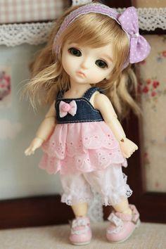 My works for Lati-Yellow Tiny Dolls, Blythe Dolls, Reborn Dolls, Beautiful Barbie Dolls, Pretty Dolls, Cute Girl Hd Wallpaper, Cute Baby Dolls, Cute Cartoon Girl, Kawaii Doll