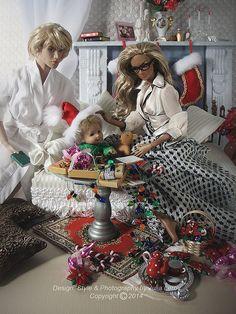"""Dear Santa, I was a good boy"" (Ace McFly & OOMPH Ayumi ITBE 2014 Gloss Convention)   Flickr - Photo Sharing!"