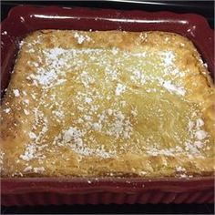 Gooey Butter Cake III - Allrecipes.com
