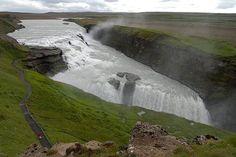Gullfoss, Islandia