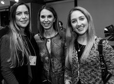 Jaqueline Diogo, Esther Schattan e Maria Iannaccone