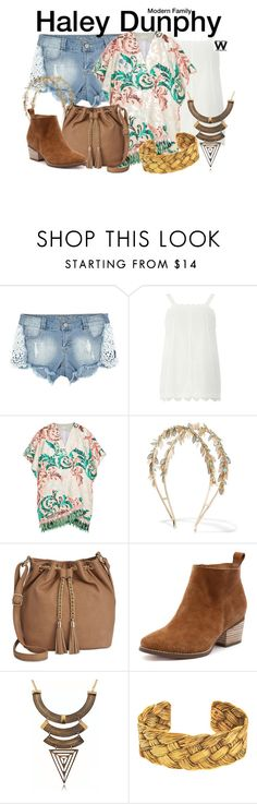 """Modern Family - COACHELLA"" by wearwhatyouwatch ❤ liked on Polyvore featuring Dorothy Perkins, Delpozo, Rosantica, INC International Concepts, Aurélie Bidermann, modern, television, wearwhatyouwatch, coachella and festivalfashion"