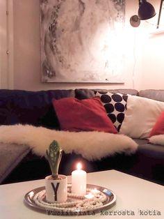 Joulun tuntua olohuoneessa Living Room, Home Living Room, Drawing Room, Lounge, Family Rooms, Dining Room, Family Room, Living Rooms