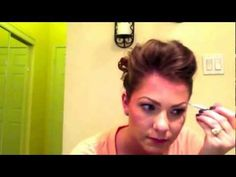 I Love Lucy Hair & Makeup - YouTube