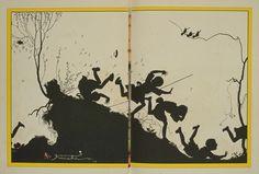 okamoto kiichi, a beehive, 1928 endpaper