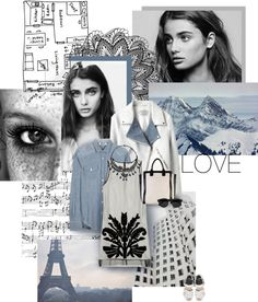 """""""Tell me if it's love 'cause baby I'm a tin man."""" by istylista ❤ liked on Polyvore"""