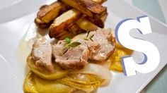 butter poached pork - YouTube