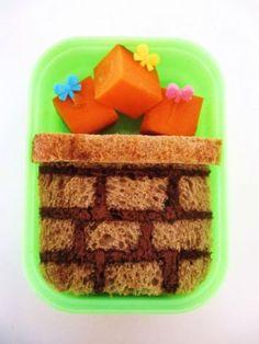 Sinterklaas lunch ideas