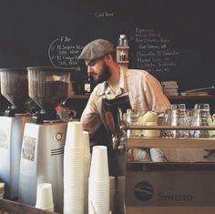 barista @25 Cafes https://www.facebook.com/pages/Coffee-Society/651773478236556