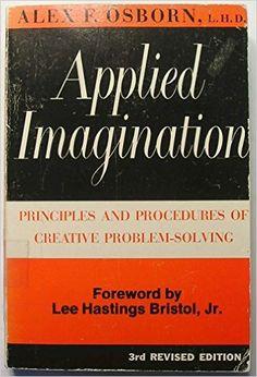 Resultado de imagem para applied imagination book