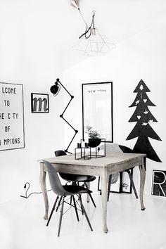 Minimal Christmas Decor Ideas
