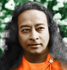 """""""Be afraid of nothing. Hating none, giving love to all, feeling the love of God, seeing His presence in everyone, and having but one desire - for His constant presence in the temple of your consciousness - that is the way to live in this world."""" ― Paramhansa Yogananda,"""