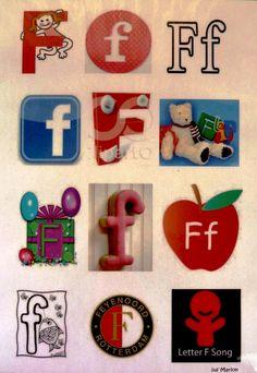 letter F/f