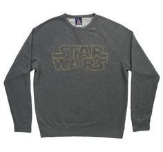 Vintage 70s Star Wars Kids Sweatshirt Size Medium 1970s May The Force Be With You Raglan Jumper