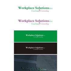Logo for Workplace Solutions, Coaching