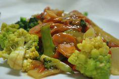 Legumes à Moda da China | SaborIntenso.com