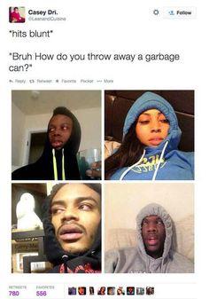 Throw it in the dump