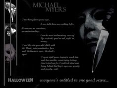 Halloween movie - Michael Myers
