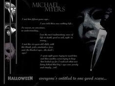 Halloween movie - Michael Myers