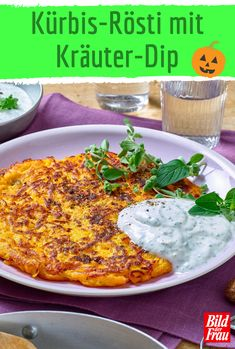 Autumn pumpkin rösti with herb dip Perfect Pot Roast, Easy Pot Roast, Potato Recipes Crockpot, Roast Beef Recipes, Balsamic Pot Roast, Slow Cooker Roast Beef, Easy Mashed Potatoes, Low Carb Veggies, Side Dishes Easy
