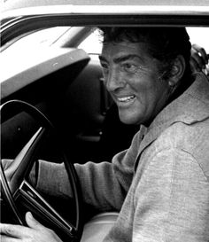 Image result for dean martin driving a car