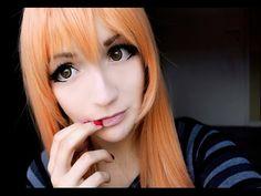 Make-Up - Transformation - Asuna Yuuki