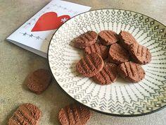 kakaove susienky Healthy Cookies, Meat, Food, Healthy Biscuits, Essen, Meals, Yemek, Eten
