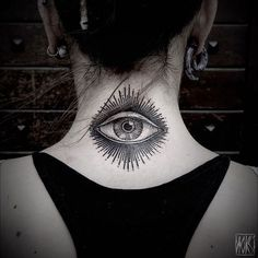 Noksi Tattoo - God I fucking love eyes