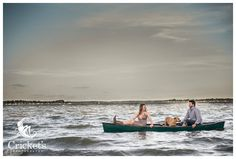 A fun engagement session on Lake Dora in a canoe. #esession #lakedora #engagmentsession Cricket's Photography www.cricketsphoto.com Orlando Engagment Photographer Orlando Wedding Photographer | Orlando Family Photographer | Orlando Portrait Photographer