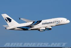 Airbus A380-841 - Malaysia Airlines   Aviation Photo #4871243   Airliners.net