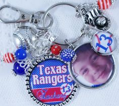 Check out this item in my Etsy shop https://www.etsy.com/listing/203665907/baseball-mom-key-chain-baseball-mom