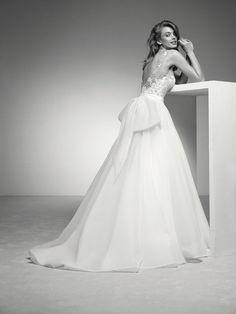 Σέξι νυφικό ballgown