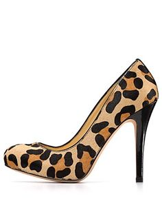 #ivankatrump pinkette leopard pumps #bloomingdales $135