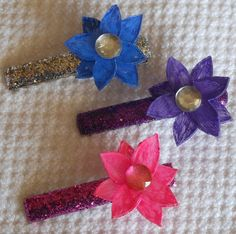 Hair pin shrinky dink. what to do with shrinky dinks - Google Search