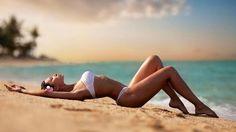 Disfruta del aire la playa, la naturaleza.