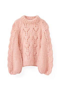 Faucher Pullover, Cloud Pink