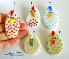 Image result for easter fused glass ideas