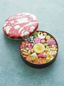 【ELLE a table】「菊廼舎(きくのや)」の「冨貴寄 夏色缶」 エル・オンライン