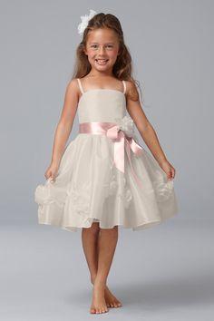Seahorse Dress 49729 COLORS: DARK IVORY / BLOSSOM