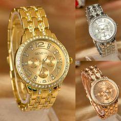 $4.36 (Buy here: https://alitems.com/g/1e8d114494ebda23ff8b16525dc3e8/?i=5&ulp=https%3A%2F%2Fwww.aliexpress.com%2Fitem%2FUnisex-New-Fashion-Crystal-Dial-Gift-Gold-Women-s-Men-s-Bracelet-Quartz-Wrist-Watch-Gift%2F32687888121.html ) Unisex New Fashion Crystal Dial Gift Gold Women's Men's Bracelet Quartz Wrist Watch Gift High Quality for just $4.36