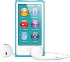 Just added the Apple iPod nano 7th-gen to my want list on Engadget!