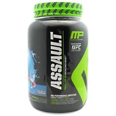 """Assault™ is a safe and effective supplement that helps promote increases in strength, muscular endurance, energy, choice reaction, and agility while decreasing fatigue in healthy men and women. ( Love this pre-workout)"