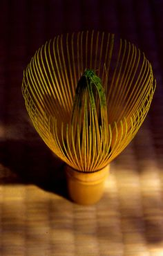 Chasen (Traditional whisk used in Japanese Tea Ceremony.)