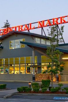 Central Market Mill Creek: This market has everything!!!