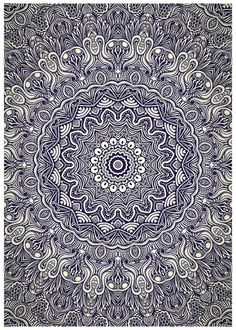 ❤~ Mandala para Colorear ~❤ ➳➳➳☮American Hippie Art - Zentangle Coloring Page . Mandala Art, Mandalas Painting, Mandalas Drawing, Zentangles, Mandala Doodle, Colouring Pages, Adult Coloring Pages, Coloring Books, Textures Patterns